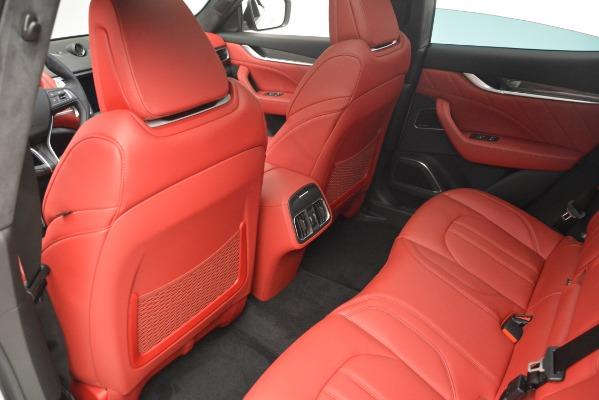 New 2019 Maserati Levante GTS for sale Sold at Bugatti of Greenwich in Greenwich CT 06830 21