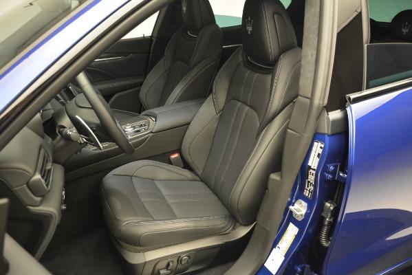 New 2019 Maserati Levante GTS for sale Sold at Bugatti of Greenwich in Greenwich CT 06830 19