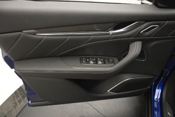 New 2019 Maserati Levante GTS for sale Sold at Bugatti of Greenwich in Greenwich CT 06830 22