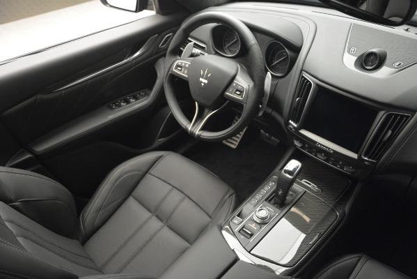New 2019 Maserati Levante GTS for sale Sold at Bugatti of Greenwich in Greenwich CT 06830 27