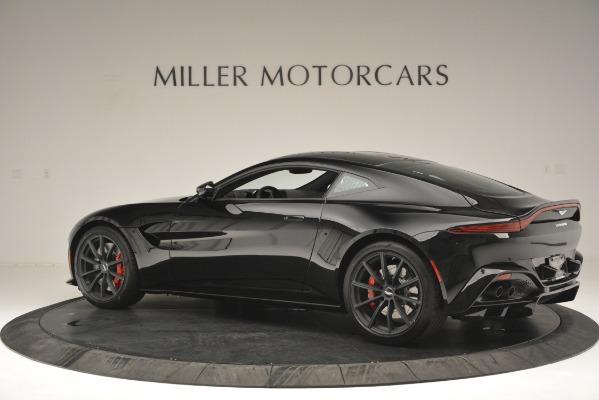 New 2019 Aston Martin Vantage for sale Sold at Bugatti of Greenwich in Greenwich CT 06830 4