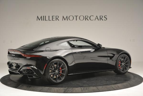 New 2019 Aston Martin Vantage for sale Sold at Bugatti of Greenwich in Greenwich CT 06830 8