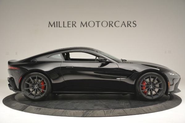 New 2019 Aston Martin Vantage for sale Sold at Bugatti of Greenwich in Greenwich CT 06830 9