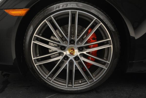 Used 2017 Porsche 911 Carrera 4S for sale Sold at Bugatti of Greenwich in Greenwich CT 06830 13
