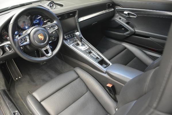 Used 2017 Porsche 911 Carrera 4S for sale Sold at Bugatti of Greenwich in Greenwich CT 06830 14