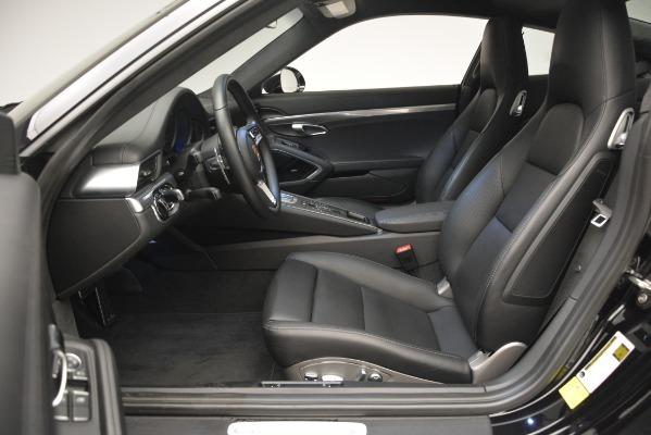 Used 2017 Porsche 911 Carrera 4S for sale Sold at Bugatti of Greenwich in Greenwich CT 06830 15