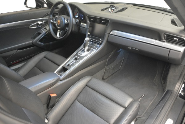 Used 2017 Porsche 911 Carrera 4S for sale Sold at Bugatti of Greenwich in Greenwich CT 06830 17