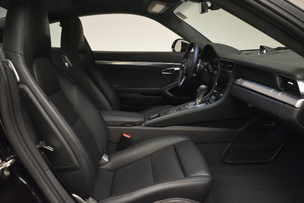 Used 2017 Porsche 911 Carrera 4S for sale Sold at Bugatti of Greenwich in Greenwich CT 06830 18