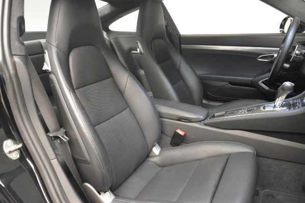 Used 2017 Porsche 911 Carrera 4S for sale Sold at Bugatti of Greenwich in Greenwich CT 06830 19