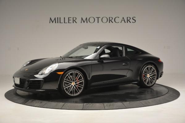 Used 2017 Porsche 911 Carrera 4S for sale Sold at Bugatti of Greenwich in Greenwich CT 06830 2