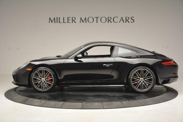 Used 2017 Porsche 911 Carrera 4S for sale Sold at Bugatti of Greenwich in Greenwich CT 06830 3