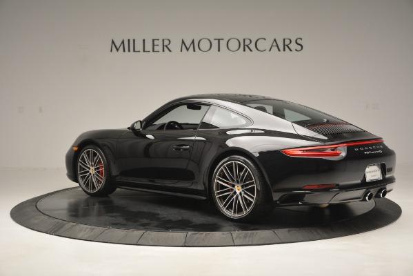 Used 2017 Porsche 911 Carrera 4S for sale Sold at Bugatti of Greenwich in Greenwich CT 06830 4