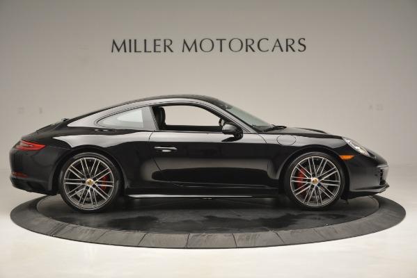 Used 2017 Porsche 911 Carrera 4S for sale Sold at Bugatti of Greenwich in Greenwich CT 06830 9