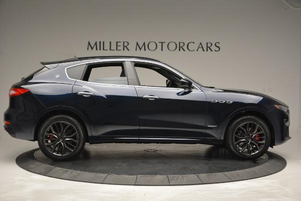 New 2019 Maserati Levante Q4 GranSport for sale Sold at Bugatti of Greenwich in Greenwich CT 06830 13