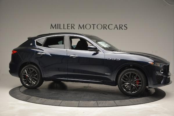 New 2019 Maserati Levante Q4 GranSport for sale Sold at Bugatti of Greenwich in Greenwich CT 06830 14