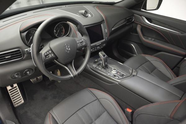 New 2019 Maserati Levante Q4 GranSport for sale Sold at Bugatti of Greenwich in Greenwich CT 06830 19