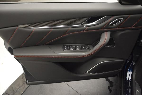 New 2019 Maserati Levante Q4 GranSport for sale Sold at Bugatti of Greenwich in Greenwich CT 06830 21