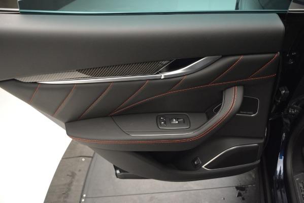 New 2019 Maserati Levante Q4 GranSport for sale Sold at Bugatti of Greenwich in Greenwich CT 06830 23