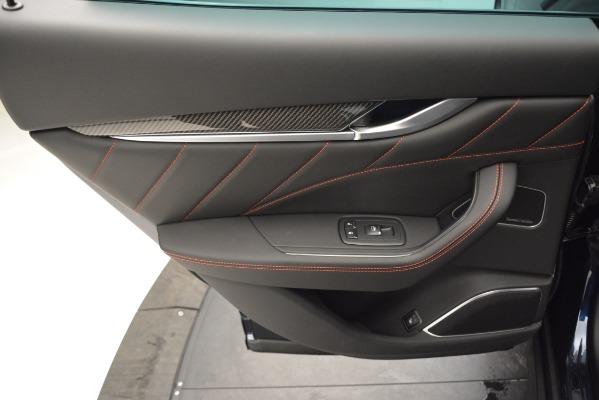 New 2019 Maserati Levante Q4 GranSport for sale Sold at Bugatti of Greenwich in Greenwich CT 06830 24