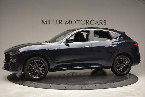 New 2019 Maserati Levante Q4 GranSport for sale Sold at Bugatti of Greenwich in Greenwich CT 06830 3