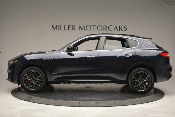 New 2019 Maserati Levante Q4 GranSport for sale Sold at Bugatti of Greenwich in Greenwich CT 06830 4