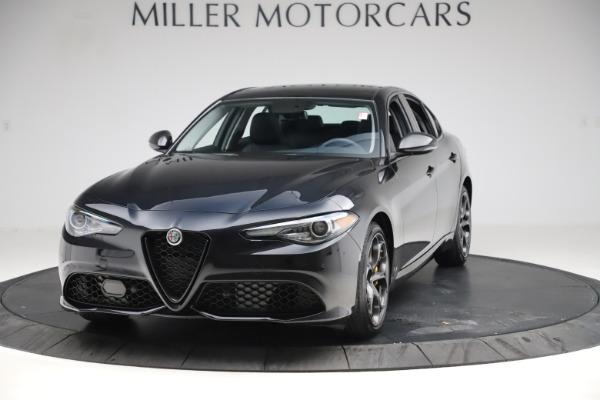 Used 2019 Alfa Romeo Giulia Sport Q4 for sale Sold at Bugatti of Greenwich in Greenwich CT 06830 1