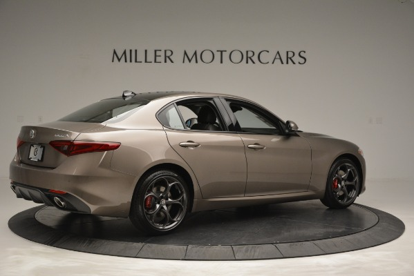 New 2019 Alfa Romeo Giulia Ti Sport Q4 for sale Sold at Bugatti of Greenwich in Greenwich CT 06830 10