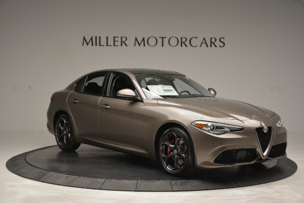New 2019 Alfa Romeo Giulia Ti Sport Q4 for sale Sold at Bugatti of Greenwich in Greenwich CT 06830 14