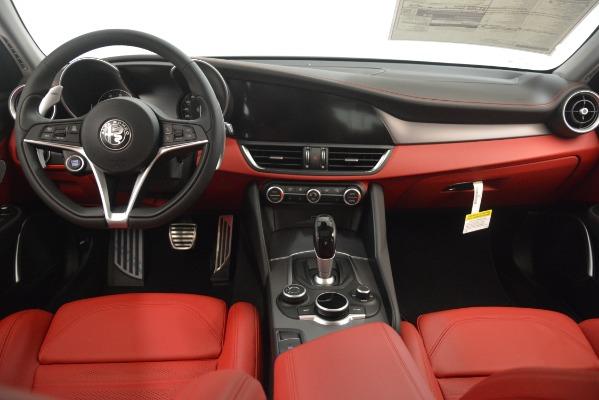 New 2019 Alfa Romeo Giulia Ti Sport Q4 for sale Sold at Bugatti of Greenwich in Greenwich CT 06830 16