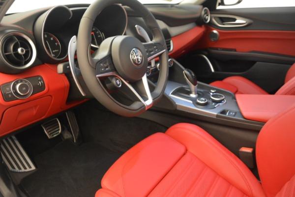 New 2019 Alfa Romeo Giulia Ti Sport Q4 for sale Sold at Bugatti of Greenwich in Greenwich CT 06830 13