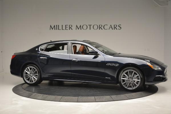 New 2019 Maserati Quattroporte S Q4 GranLusso Edizione Nobile for sale Sold at Bugatti of Greenwich in Greenwich CT 06830 15