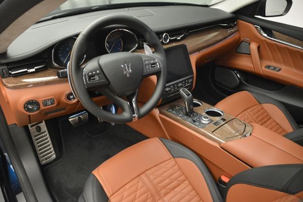 New 2019 Maserati Quattroporte S Q4 GranLusso Edizione Nobile for sale Sold at Bugatti of Greenwich in Greenwich CT 06830 20