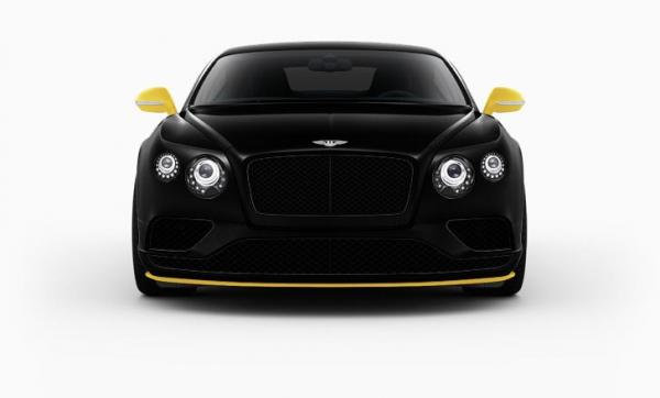 New 2017 Bentley Continental GT Speed Black Edition for sale Sold at Bugatti of Greenwich in Greenwich CT 06830 2