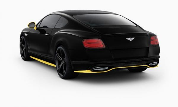 New 2017 Bentley Continental GT Speed Black Edition for sale Sold at Bugatti of Greenwich in Greenwich CT 06830 4