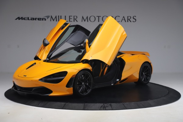 New 2019 McLaren 720S Coupe for sale Sold at Bugatti of Greenwich in Greenwich CT 06830 10