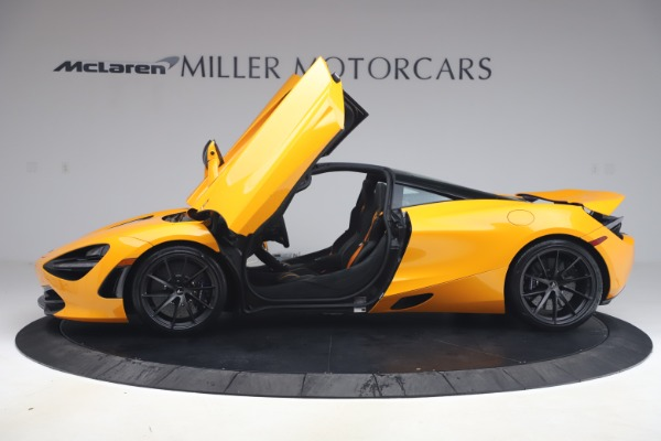 Used 2019 McLaren 720S Performance for sale $245,900 at Bugatti of Greenwich in Greenwich CT 06830 11
