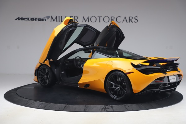 Used 2019 McLaren 720S Performance for sale $245,900 at Bugatti of Greenwich in Greenwich CT 06830 12