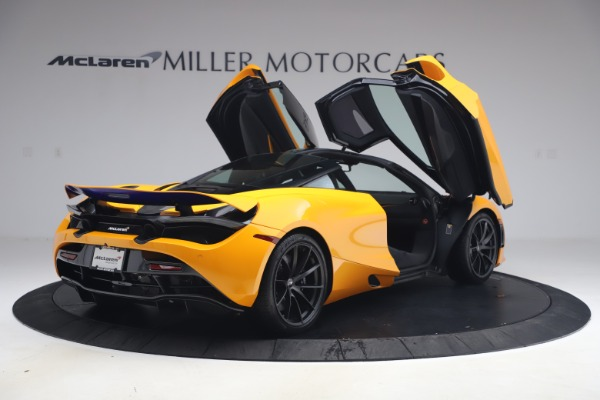 New 2019 McLaren 720S Coupe for sale Sold at Bugatti of Greenwich in Greenwich CT 06830 14