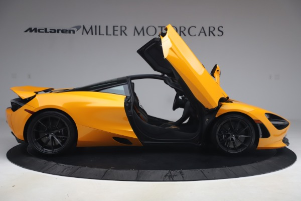New 2019 McLaren 720S Coupe for sale Sold at Bugatti of Greenwich in Greenwich CT 06830 15