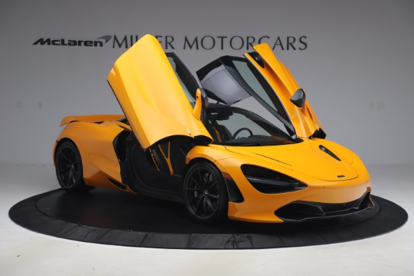 Used 2019 McLaren 720S Performance for sale $245,900 at Bugatti of Greenwich in Greenwich CT 06830 16