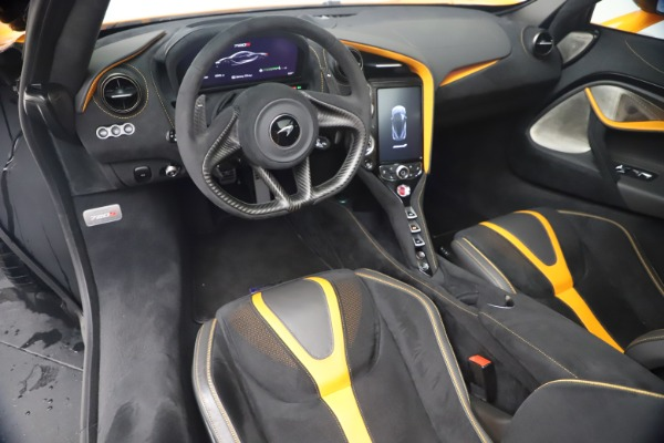 Used 2019 McLaren 720S Performance for sale $245,900 at Bugatti of Greenwich in Greenwich CT 06830 21