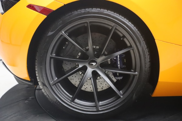 Used 2019 McLaren 720S Performance for sale $245,900 at Bugatti of Greenwich in Greenwich CT 06830 22
