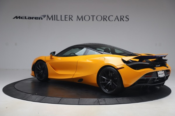 New 2019 McLaren 720S Coupe for sale Sold at Bugatti of Greenwich in Greenwich CT 06830 3
