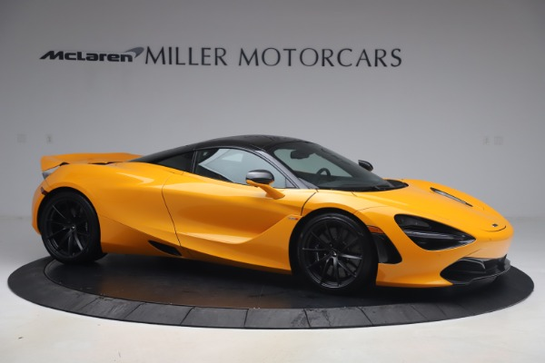 Used 2019 McLaren 720S Performance for sale $245,900 at Bugatti of Greenwich in Greenwich CT 06830 7