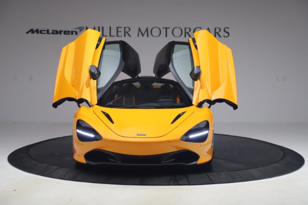 Used 2019 McLaren 720S Performance for sale $245,900 at Bugatti of Greenwich in Greenwich CT 06830 9