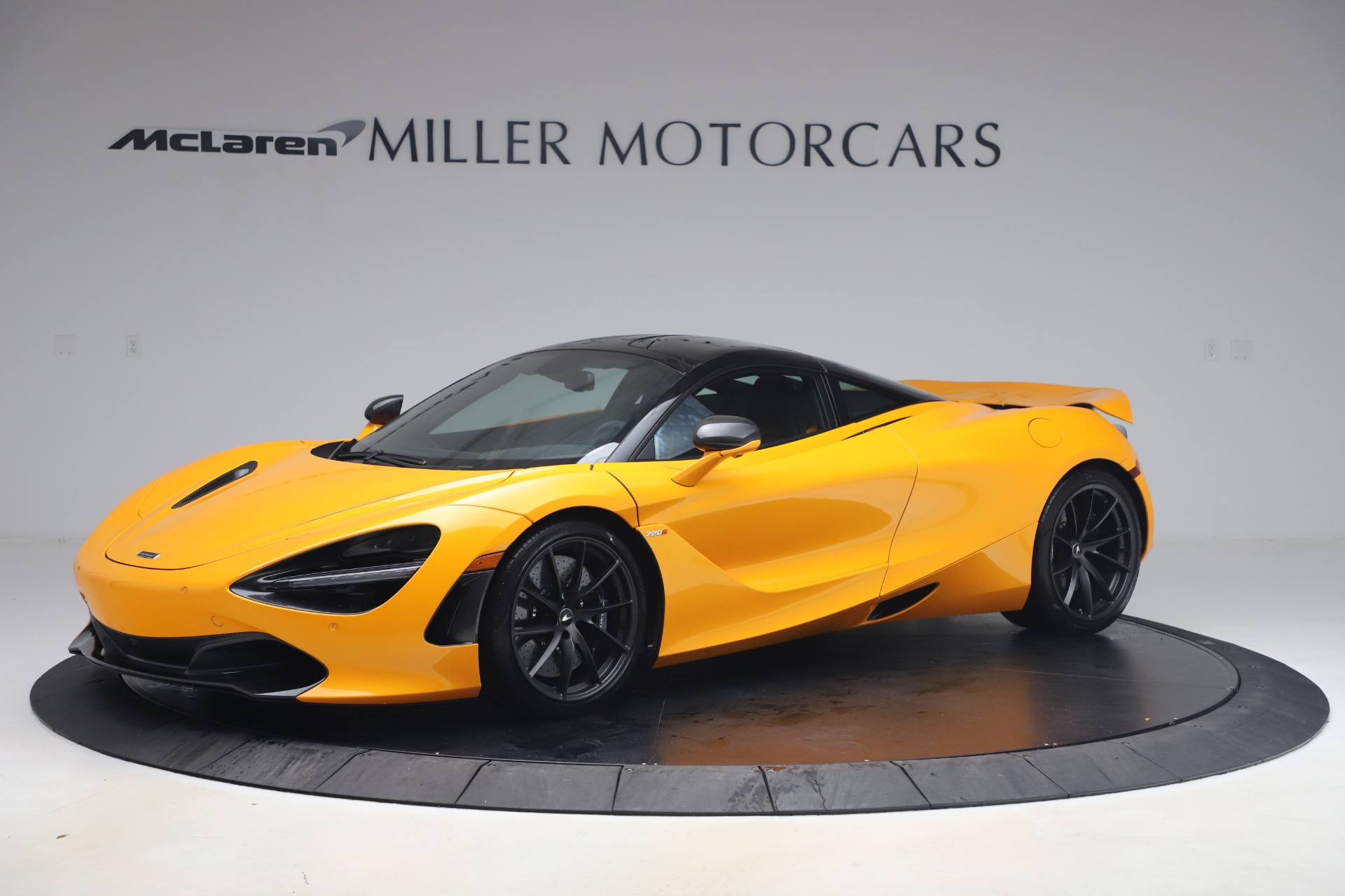 Used 2019 McLaren 720S Performance for sale $245,900 at Bugatti of Greenwich in Greenwich CT 06830 1