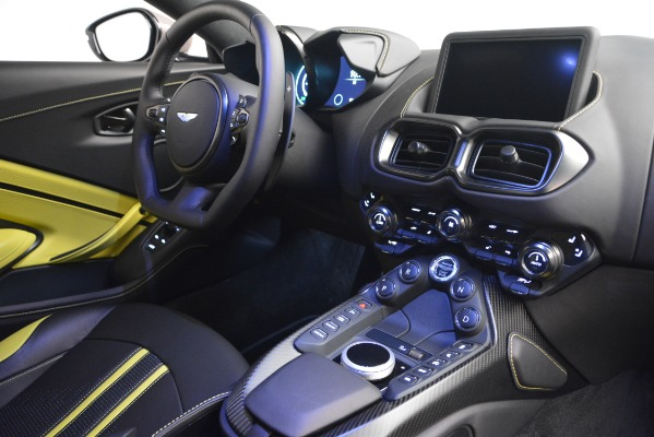 Used 2019 Aston Martin Vantage Coupe for sale Sold at Bugatti of Greenwich in Greenwich CT 06830 18