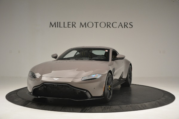 Used 2019 Aston Martin Vantage Coupe for sale Sold at Bugatti of Greenwich in Greenwich CT 06830 2