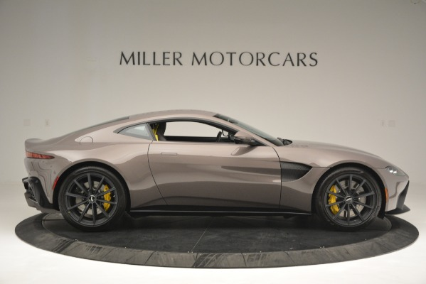 Used 2019 Aston Martin Vantage Coupe for sale Sold at Bugatti of Greenwich in Greenwich CT 06830 9