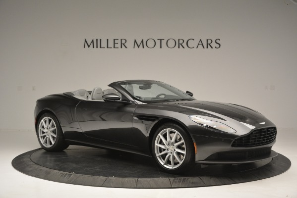 New 2019 Aston Martin DB11 V8 Convertible for sale Sold at Bugatti of Greenwich in Greenwich CT 06830 10
